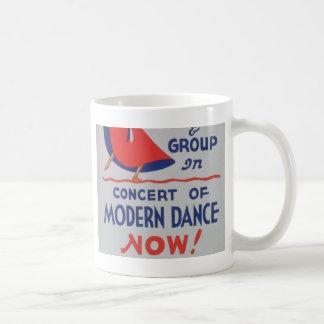 Myra Kinch Group of Modern Dance Coffee Mug