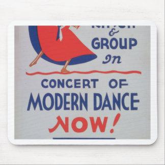 Myra Kinch Group of Modern Dance Mouse Pad