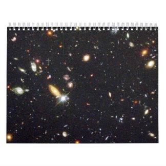 Myriad Galaxies Calendar