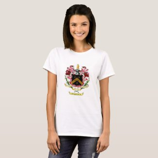 Myrick Crest T shirt