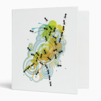 Myrmecophobia 3 Ring Binder