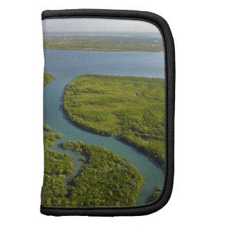 Myrmidon Creek, mangroves, and Elizabeth River Folio Planner