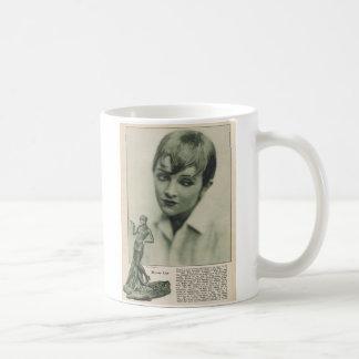 Myrna Loy 1925 Coffee Mug