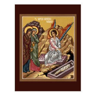 Myrrhbearing Women Prayer Card Post Cards