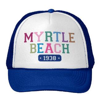 Myrtle Beach 1938 Gorro De Camionero
