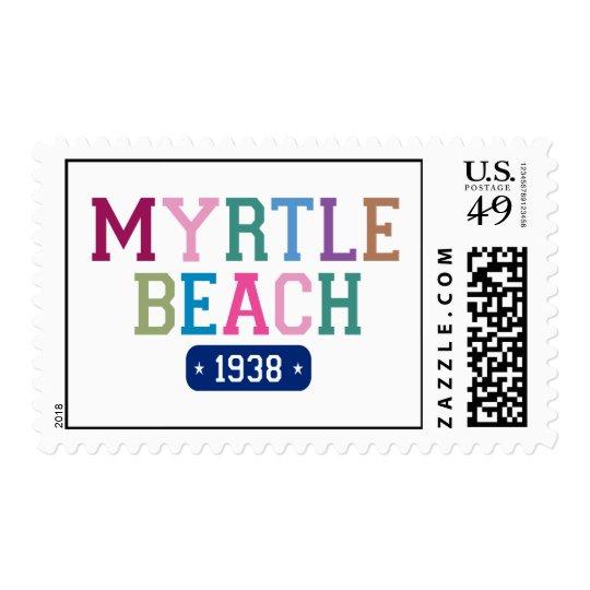 Myrtle Beach 1938 Postage