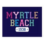Myrtle Beach 1938 Postal