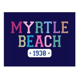 Myrtle Beach 1938 Postcard