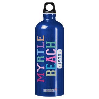 Myrtle Beach 1938 Water Bottle