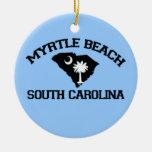 Myrtle Beach. Adornos De Navidad