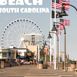Ping Myrtle Beach Boardwalk The Best Beaches In World