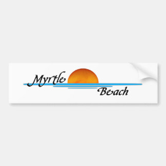Myrtle Beach Bumper Stickers