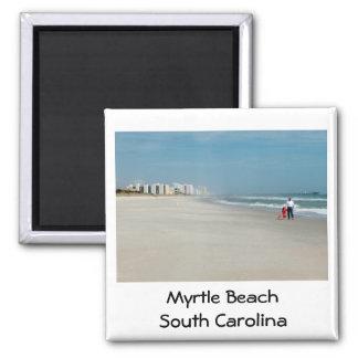 Myrtle Beach, Carolina del Sur - imán