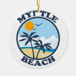 Myrtle Beach. Christmas Ornaments