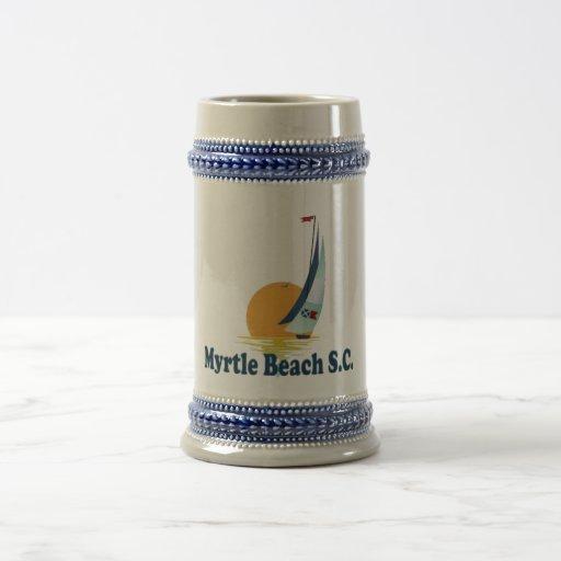 Myrtle Beach. Coffee Mug