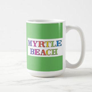 Myrtle Beach Colors Coffee Mug