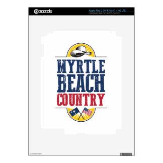 Myrtle Beach Country iPad 3 Skin