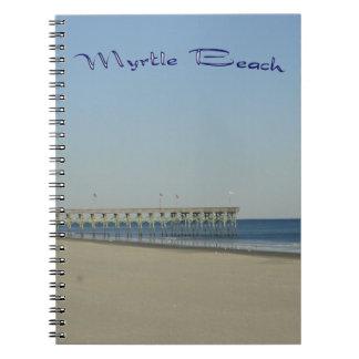 Myrtle Beach Cuaderno