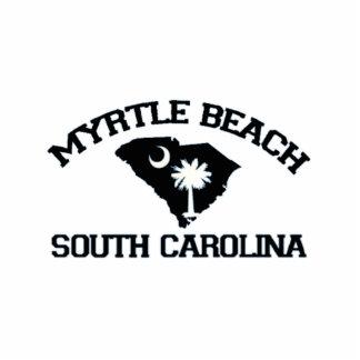Myrtle Beach. Cutout