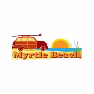 Myrtle Beach. Escultura Fotográfica