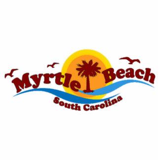 Myrtle Beach. Esculturas Fotograficas