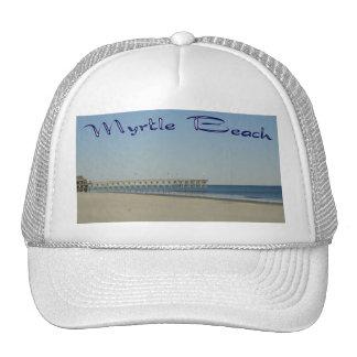 Myrtle Beach Gorros Bordados