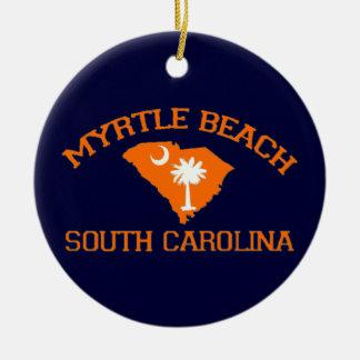 Myrtle Beach Christmas Ornament