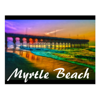 Myrtle Beach Post Card