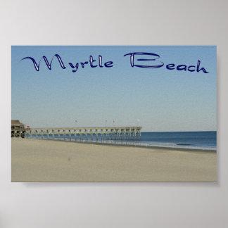 Myrtle Beach Poster