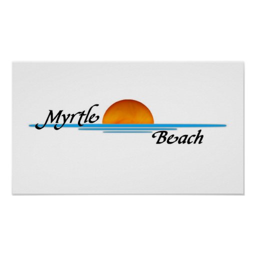 Myrtle Beach Posters