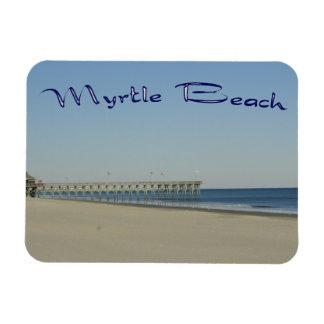 Myrtle Beach Rectangular Photo Magnet