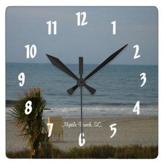 Myrtle Beach, SC. #1 Wall Clocks