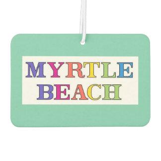 Myrtle Beach SC Air Freshener