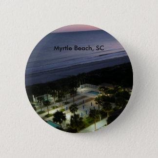 """""""MYRTLE BEACH, SC"""" BUTTON"""