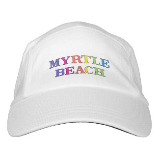 Myrtle Beach SC Headsweats Hat