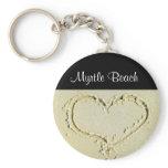 love, beach, travel, heart, myrtle beach, south