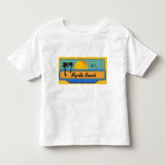 Myrtle Beach Scene Toddler T-shirt