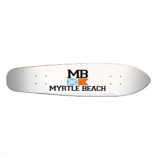 Myrtle Beach. Skate Deck