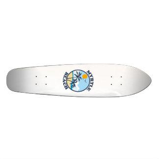 Myrtle Beach. Skateboard