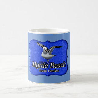 Myrtle Beach South Carolina - coffee mug