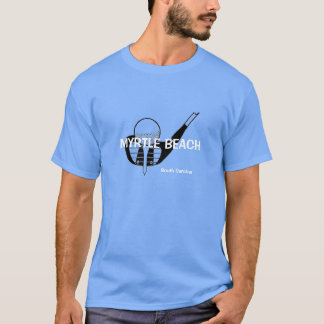 Myrtle Beach South Carolina Golf T Shirt