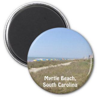 Myrtle Beach South Carolina Fridge Magnet