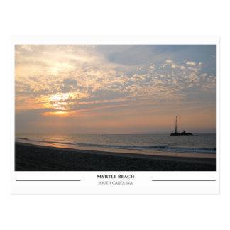 Myrtle Beach- South Carolina Postcard