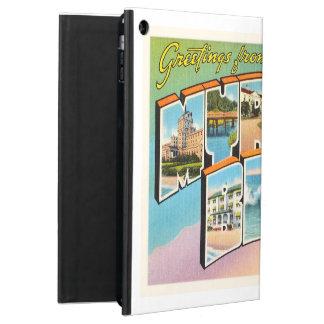 Myrtle Beach South Carolina SC Vintage Postcard- iPad Air Covers