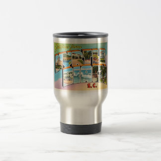 Myrtle Beach South Carolina SC Vintage Postcard- Travel Mug