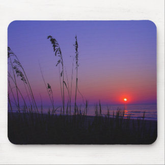 Myrtle Beach South Carolina Sunrise Ocean Mousepad