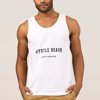 Myrtle Beach South Carolina Tank Top