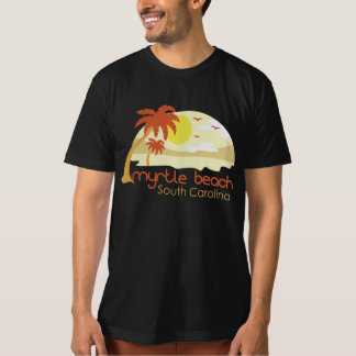 MYRTLE Beach SOUTH Carolina Tee