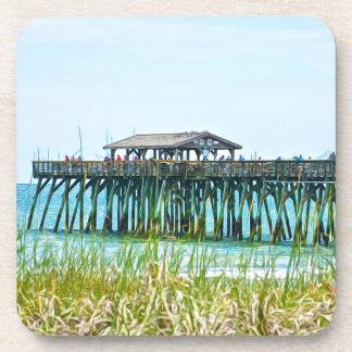 Myrtle Beach State Park Fisdhing Pier Coaster