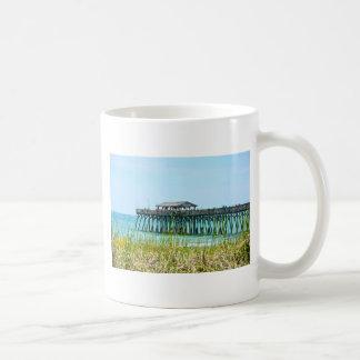 Myrtle Beach State Park Fisdhing Pier Coffee Mug